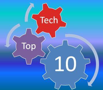 Top 10 Technologies